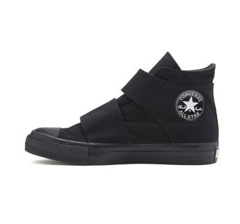 【国内正規品】 CONVERSE ALL STAR BIGBELT HI 32069521 BLACK