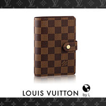 Louis Vuitton【2-5日着】アジェンダ PM ダミエ*国内発送*