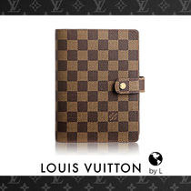 Louis Vuitton【2-5日着】アジェンダ MM ダミエ*国内発送*