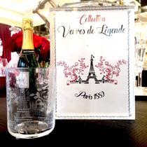 "Baccarat Crystal(バカラ) タンブラー BACCARAT arts de la Table☆Edition Verres PARIS""Tour Eiffel"""