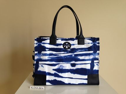 Tory Burch トートバッグ Tory Burch  Ella  Packable Tote 国内より即発送