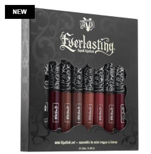 KAT VON D☆限定(Everlasting Mini Liquid Lipstick Set)