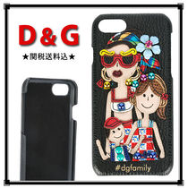 ★関税送料込★Dolce & Gabbana dgfamily iPhone 7 ケース