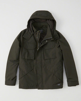 Abercrombie & Fitch ジャケットその他 アバクロ メンズジャケット   MIDWEIGHT TECHNICAL JACKET