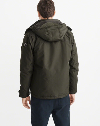 Abercrombie & Fitch ジャケットその他 アバクロ メンズジャケット   MIDWEIGHT TECHNICAL JACKET(4)