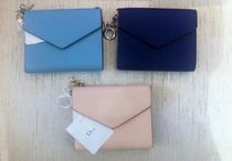 17W◆DIOR DIORISSIMO Compact Wallet 3色◆