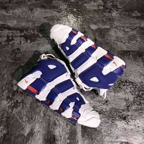 "送料込!Nike Air More Uptempo """"Knicks"" モアテン"