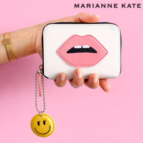 ★Marianne kate★韓国直送料込★Style mini key ring(smile)
