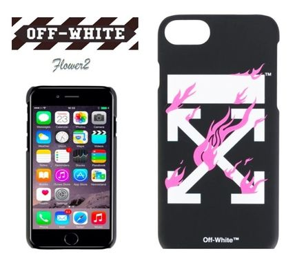 Off-White Arrow Fire iPhone 7 ケース!!!  関税送料込み
