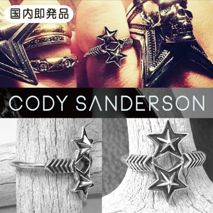 Cody Sanderson★Double Arrow Double Star リング★クーポン付