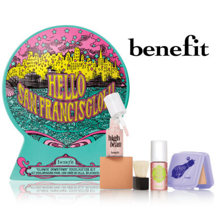 ♪benefit♪限定  Hello San FrancisGlow! ギフト5点セット