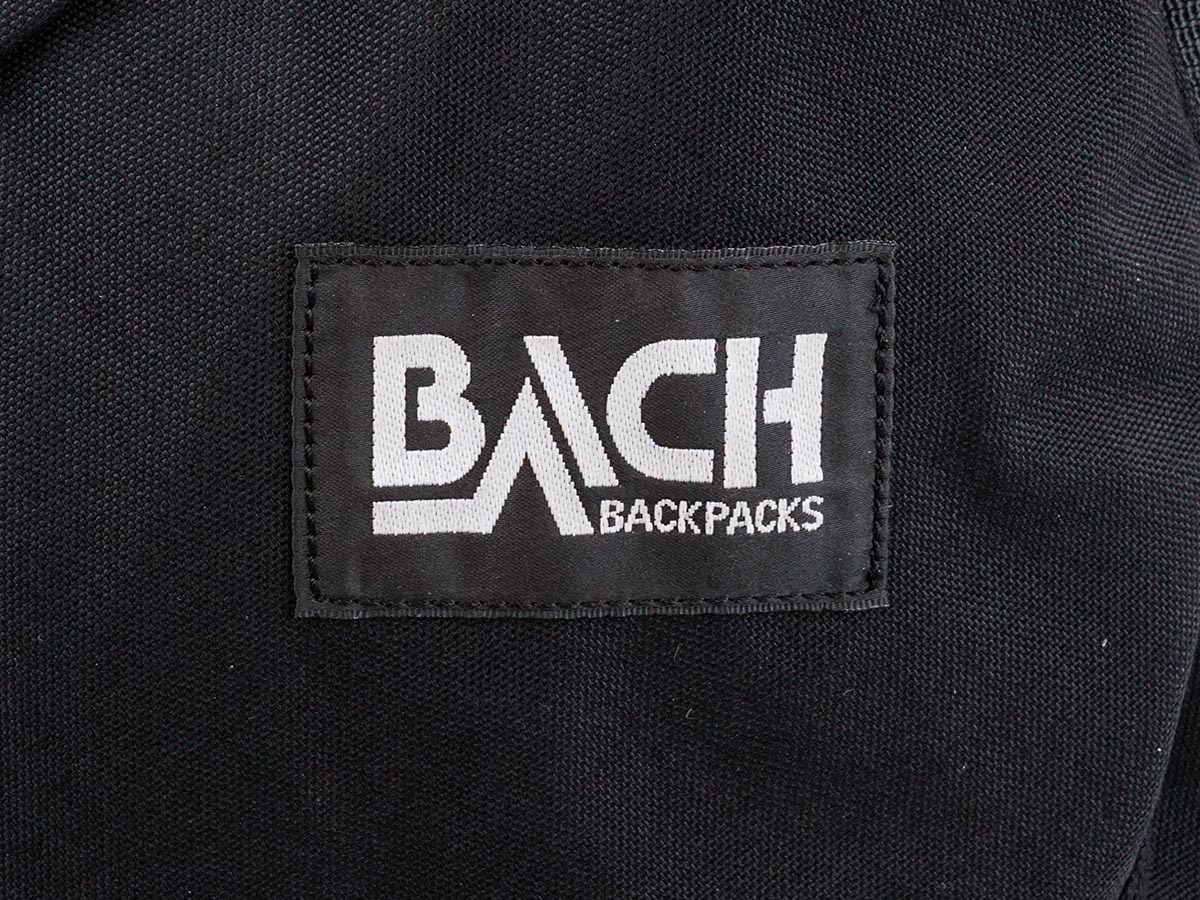 BACH  バックパック 127211 WIZARD 27 BLACK ihj127211black