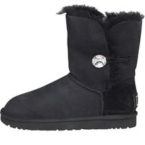 Ugg(アグ)正規品-Baily Button Bling ブラック黒