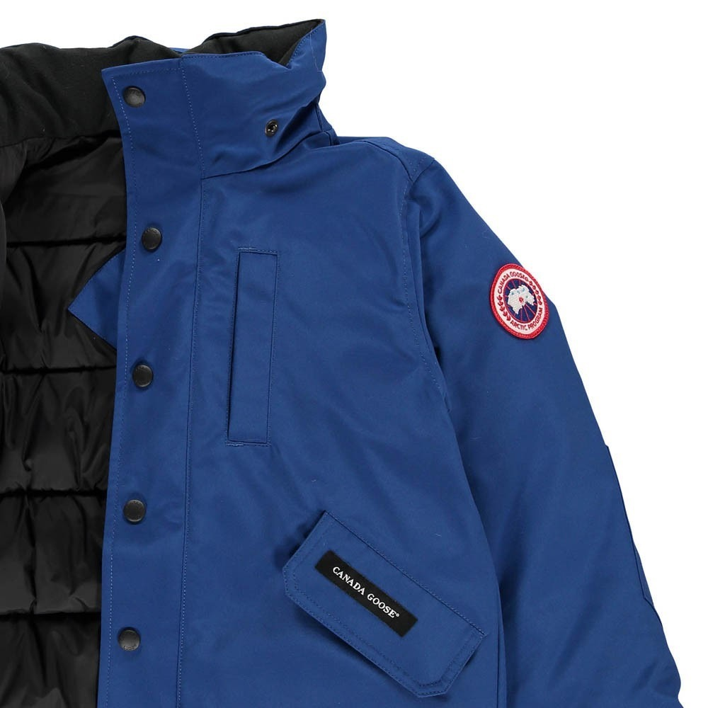 17-18AW【CANADA GOOSE】大人OK Logan Parka Blue