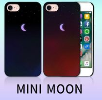 iPhone 8 / 7ケース Dparks Twinkle Case ミニムーン