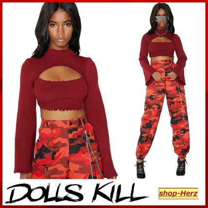 ★DOLLS KILL★ CENTER OF ATTENTION トップ 関税込・送料無料
