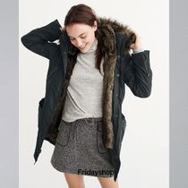 LAST CHANCEレアなXLサイズThree-In-One Faux Fur Lined Parka
