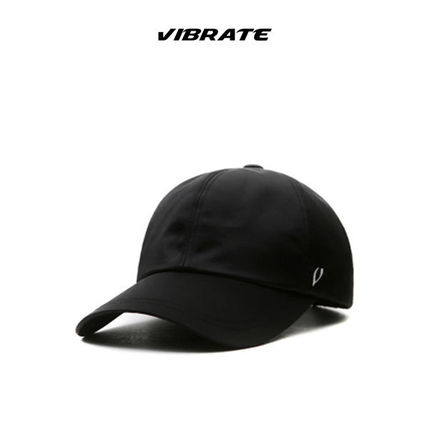 EXO着用ブランド ★VIBRATE★BLACK LINE SATIN PERFECT BALL CAP