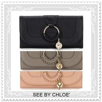 【海外発送】SEE BY CHLOE'★17-18AW Hana Long Wallet 長財布