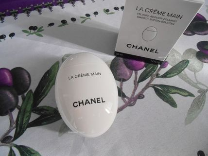 CHANEL ハンドケア CHANEL *LA CREME MAIN*50ml新商品(3)