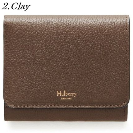 Mulberry 折りたたみ財布 Mulberry☆Small Continental French Purse 折り財布(4)
