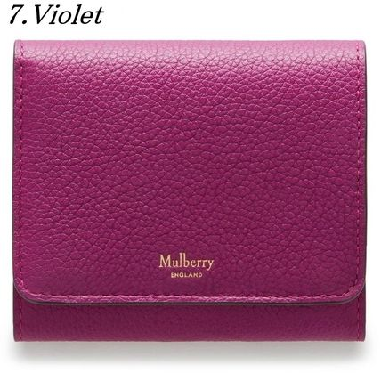 Mulberry 折りたたみ財布 Mulberry☆Small Continental French Purse 折り財布(14)