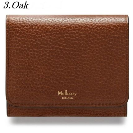 Mulberry 折りたたみ財布 Mulberry☆Small Continental French Purse 折り財布(6)