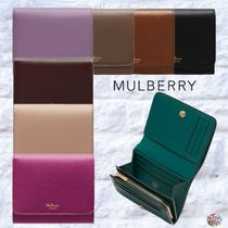 Mulberry(マルベリー) 折りたたみ財布 Mulberry☆Small Continental French Purse 折り財布