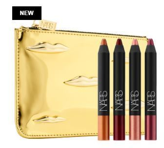 NARS☆NARS x Man Ray: The Kiss Velvet Matte Lip Pencil Set