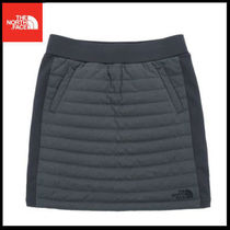 (ザノースフェイス) W'S ACTIVE SKIRTS CHARCOAL GREY NK6NI81J