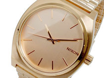 ニクソンNIXON TIME TELLER A045-897 ALL ROSE GOLDユニセックス