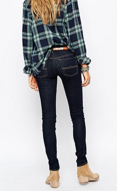Denim & Supply By Ralph Lauren スーパースキニー ジーンズ