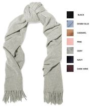 ★関税負担★ACNE STUDIOS★CANADA NARROW FRINGED WOOL SCARF