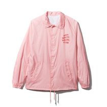 AntiSocialSocialClub I'm Ready Coach Jacket