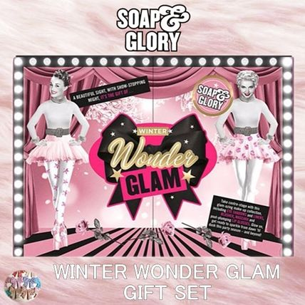 Soap & Glory☆Winter Wonder Glam Gift Set クリスマスに!