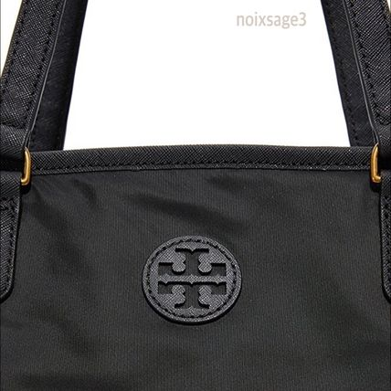 Tory Burch マザーズバッグ 【風間ゆみえ愛用Tory Burch】Scout Nylon Baby Bag Tote 国内発(5)