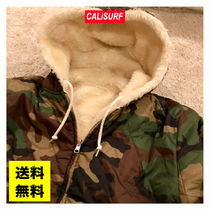 WEEK6 Supreme(シュプリーム)REVERSIBLE WORK PARKA/CAMO/S