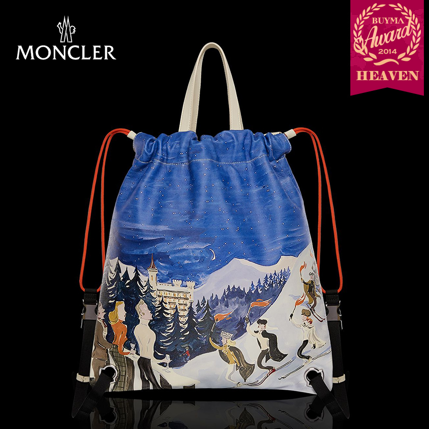 TOPセラー賞受賞!17/18秋冬┃MONCLER★KINLY_ブルー