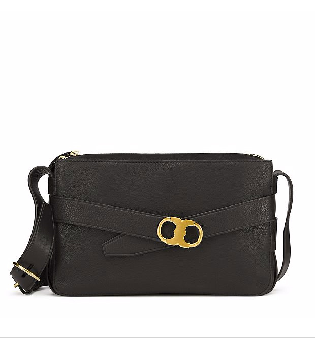 トリーバーチ TORY BURCH GEMINI LINK CAMERA BAG クロスボディ