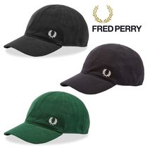 FRED PERRY(フレッドペリー) キャップ Fred Perry*ロゴキャップ* ★Pique Classic Cap★フレッドペリー