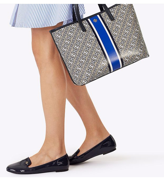 トリーバーチ TORY BURCH GEMINI LINK SMALL TOTE トートバッグ