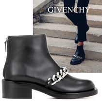 GIVENCHY チェーン アンクルブーツ BE08198004