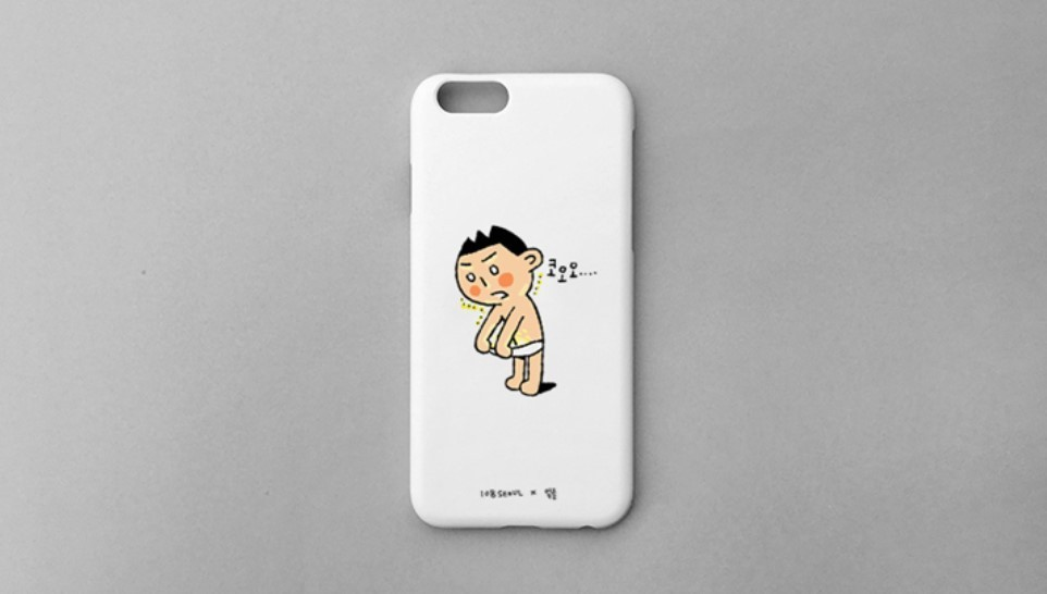 Ickjong special edition phone case★間税込