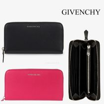 GIVENCHY パンドラ長財布 Continental Wallet BLACK