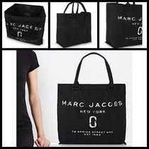 【Marc by Marc Jacobs】New logo cotton & nylon tote