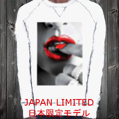 JAPAN LIMITED ★NO COMMENT PARIS★トレーナーglam nail 送関込