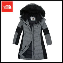 (ザノースフェイス) W'S NEW AK DOWN JACKET GRAY NYJ1DH92