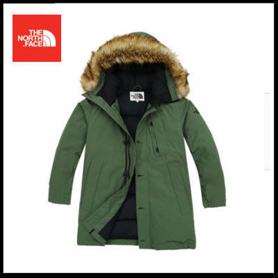 (ザノースフェイス) MONTANUS DOWN JACKET GREEN NYJ1DH61