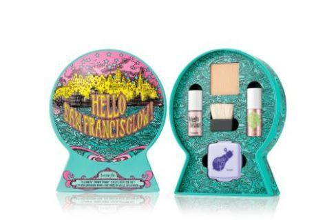 Benefit限定☆Benefit Hello, San FrancisGLOW! Highlighter Kit