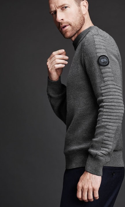 § CANADA GOOSE(カナダグース) § 国内発送/ Paterson Sweater